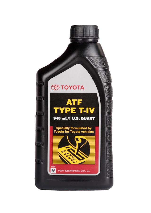 Трансмиссионное масло Toyota 00279000T4 запчасти для автоматических столов emi