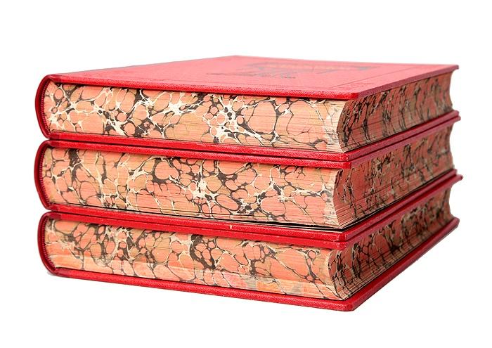 Мутер Рихард История живописи (комплект из 3 книг) вольф г история мировой живописи итальянская живопись конца xvi xvii века