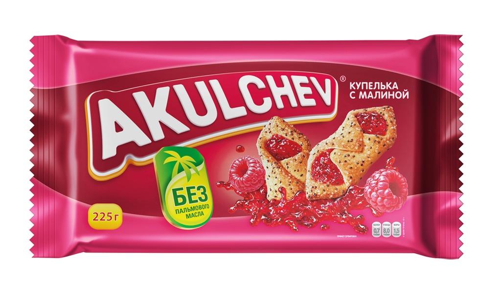 Печенье ТМ АКУЛЬЧЕВ 13939, 225