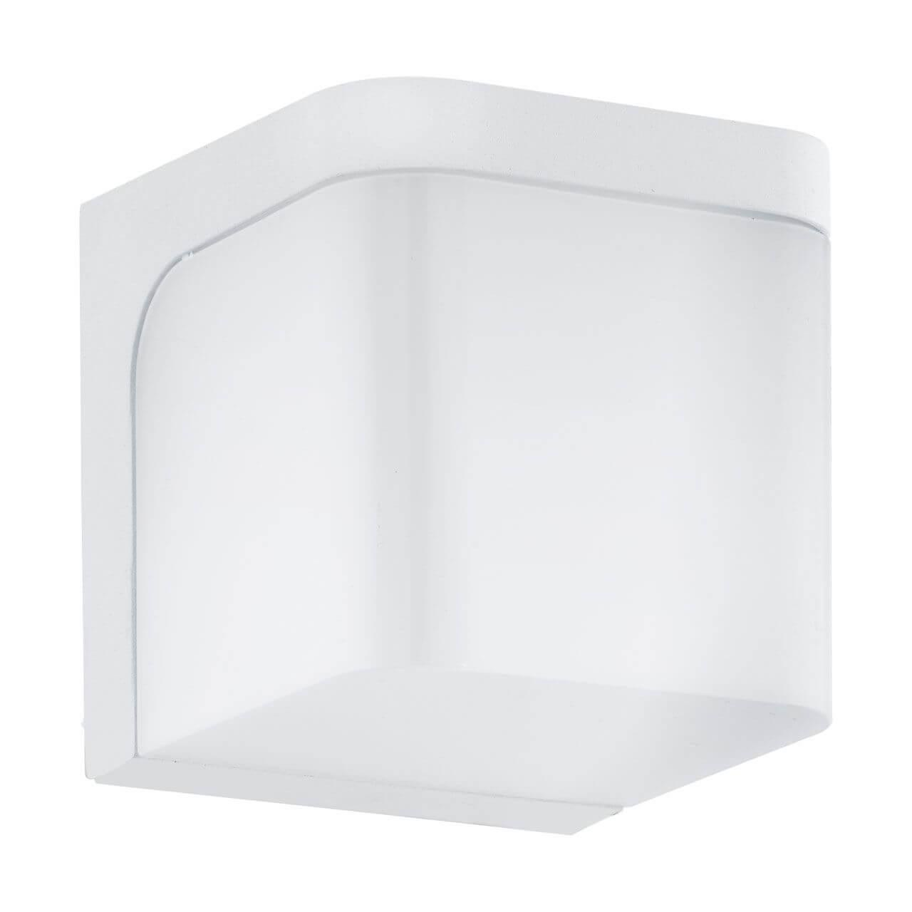 Уличный светильник Eglo 96255, белый eglo tinnari 91635