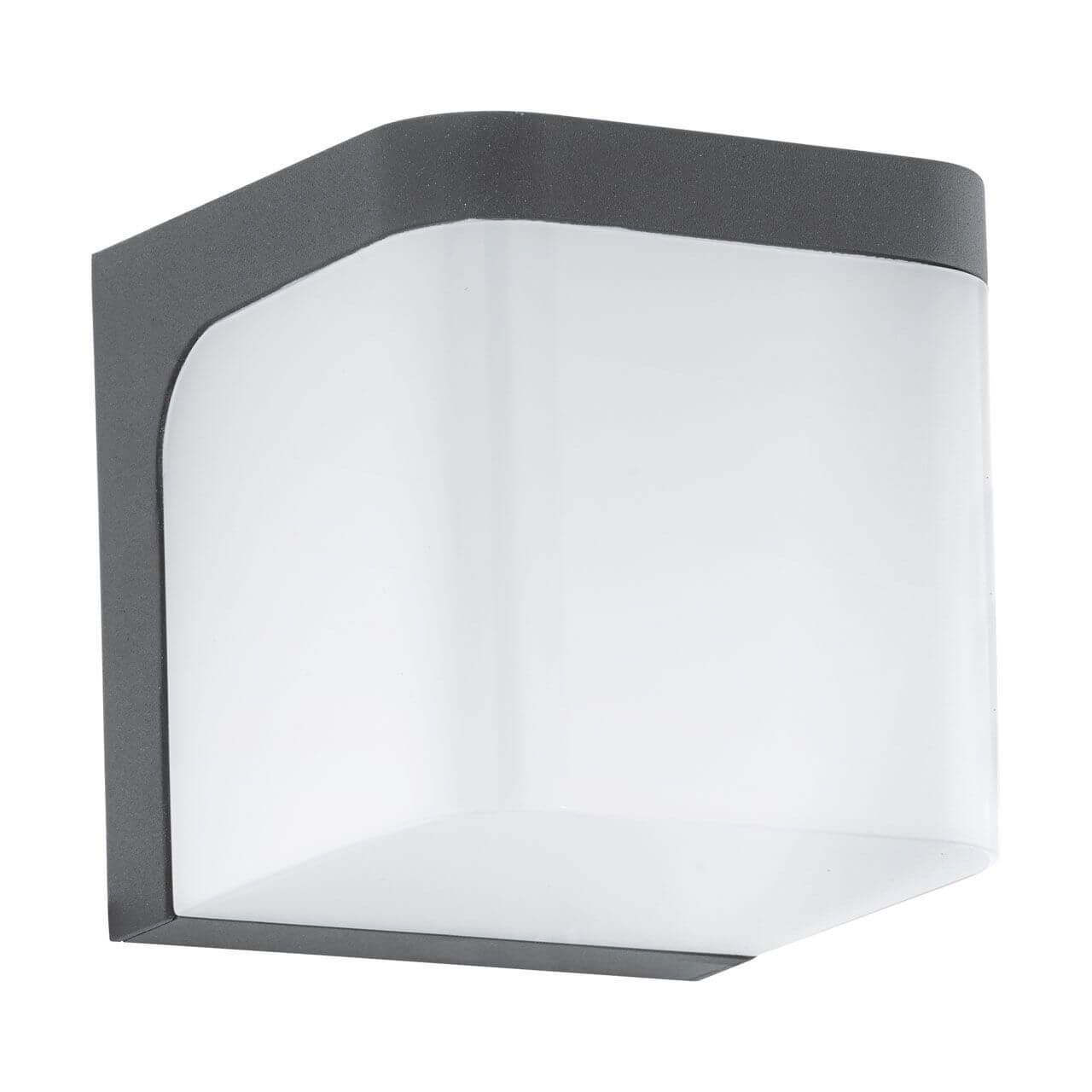 Уличный светильник Eglo 96256, белый уличный настенный светодиодный светильник eglo jorba 96256