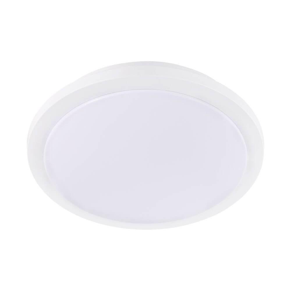 Настенно-потолочный светильник Eglo 97751, белый настенно потолочный светильник eglo 83155 белый