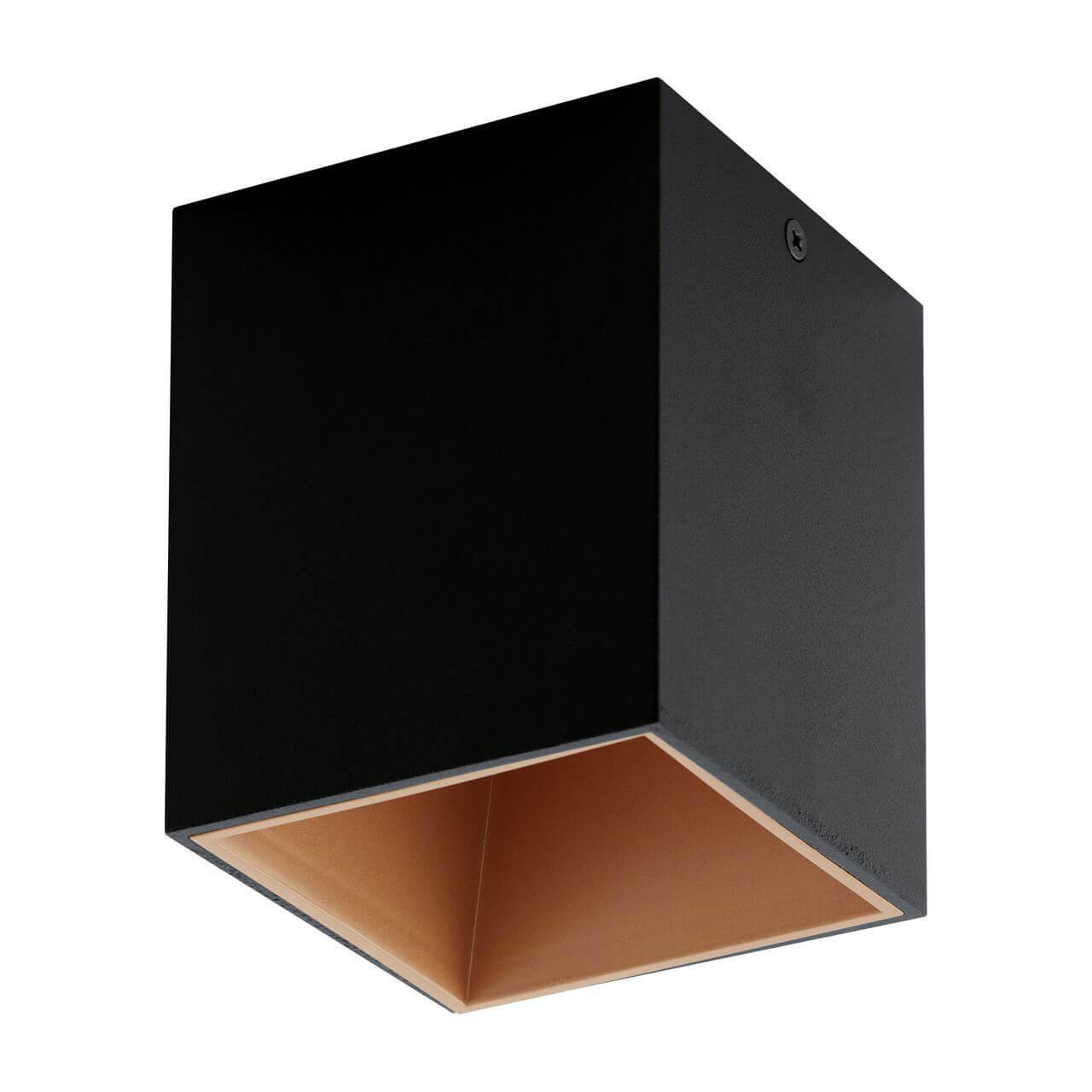 Настенно-потолочный светильник Eglo 94496, черный