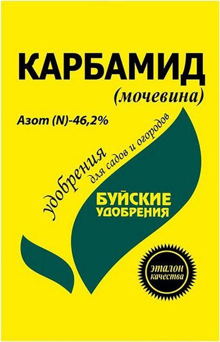 Удобрение Буйские удобрения Карбамид (мочевина), 0,9 кг