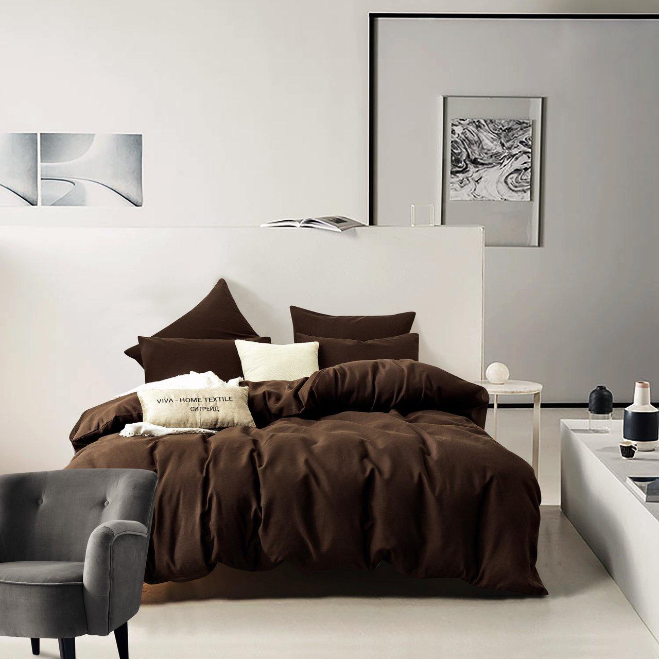 Комплект постельного белья Ситрейд CS029-2 70-70 2 спальный, наволочки 70-70 2 шт комплект постельного белья ситрейд ac053 e 4 евро наволочки 4 шт
