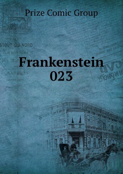 урна токио vg group 02 023 0 Prize Comic Group Frankenstein 023