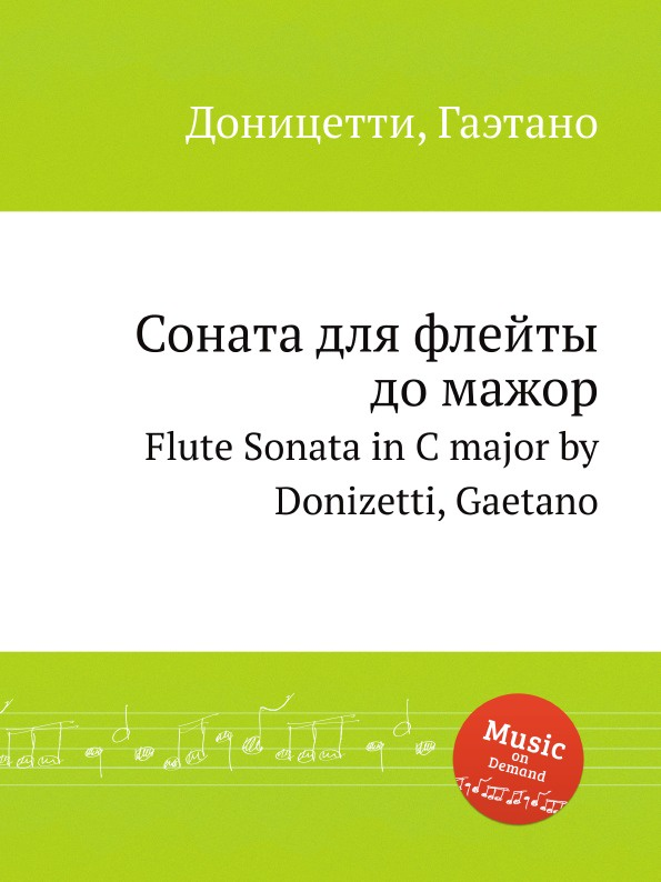 Д. Доницетти Соната для флейты до мажор. Flute Sonata in C major natural bamboo gourd cucurbit flute c tone chinese minority instrument