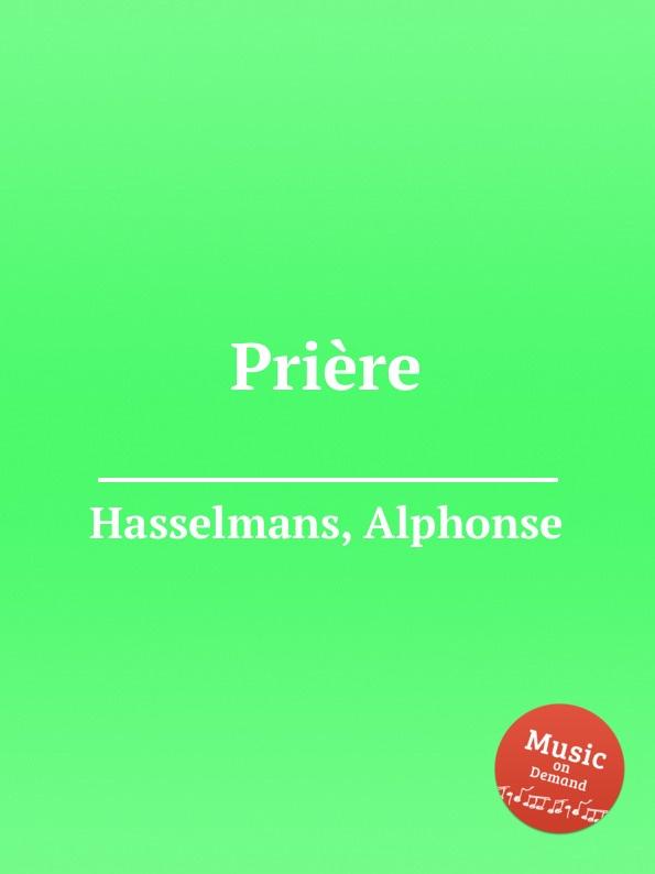 A. Hasselmans Priere цена