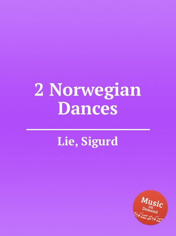 цена S. Lie 2 Norwegian Dances в интернет-магазинах