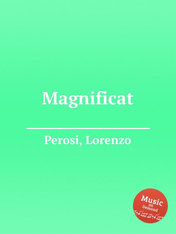 L. Perosi Magnificat l perosi magnificat