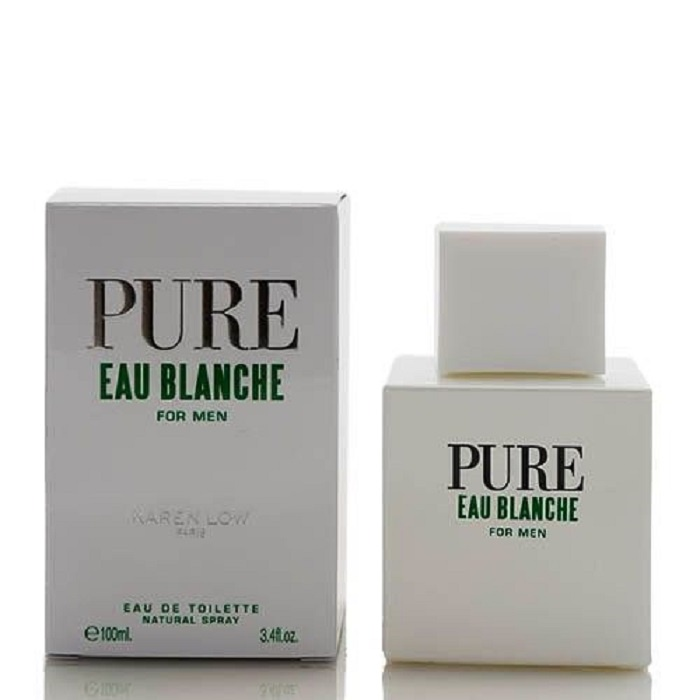 Geparlys PURE EAU BLANCHE MEN 100 мл