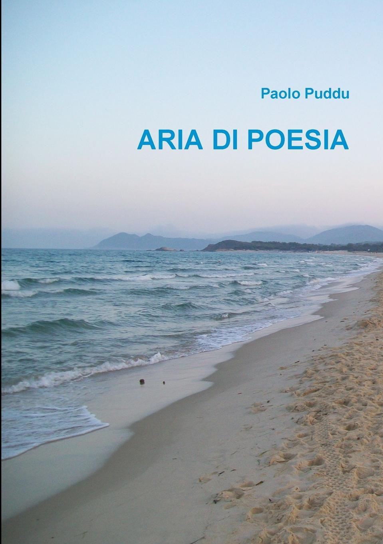 Paolo Puddu Aria di poesia