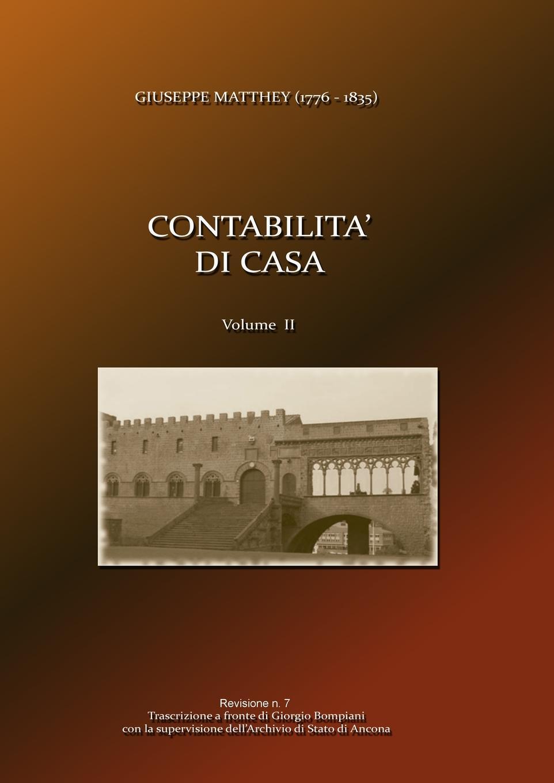 Giorgio Bompiani Contabilita Di Casa Vol II giorgio bompiani memorie storiche della famiglia bompiani vol ii