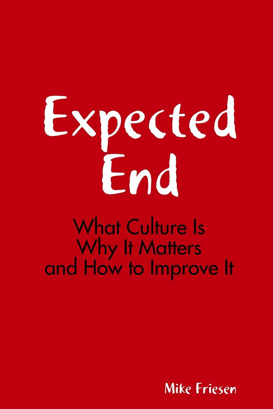"""Expected End """"Expected End"""" helps successful but frustrated business..."""