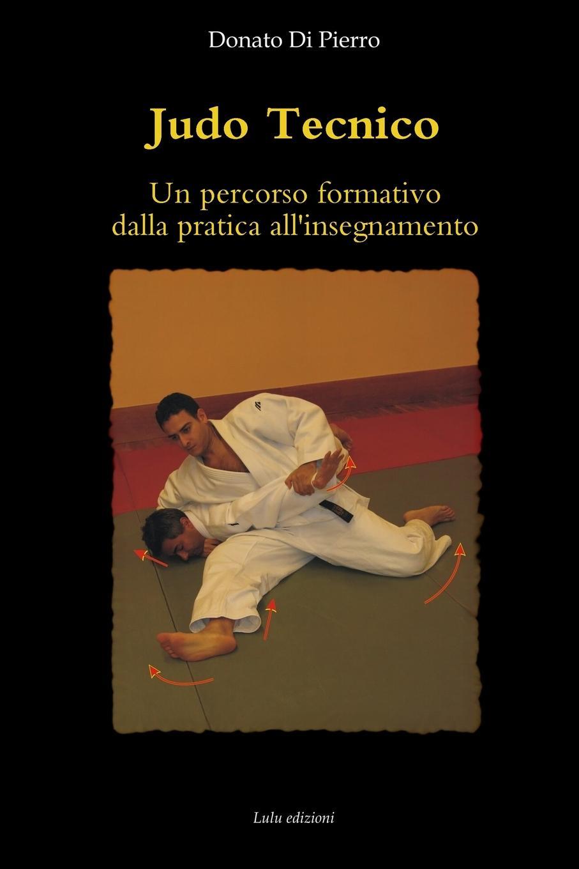 Donato Di Pierro Judo Tecnico кимоно judo 440 взрослые