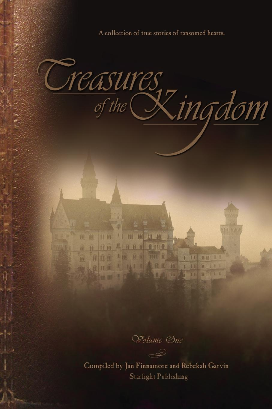 Rebekah Garvin, Jan Finnamore Treasures of the Kingdom, Vol. 1 trinity vol 02