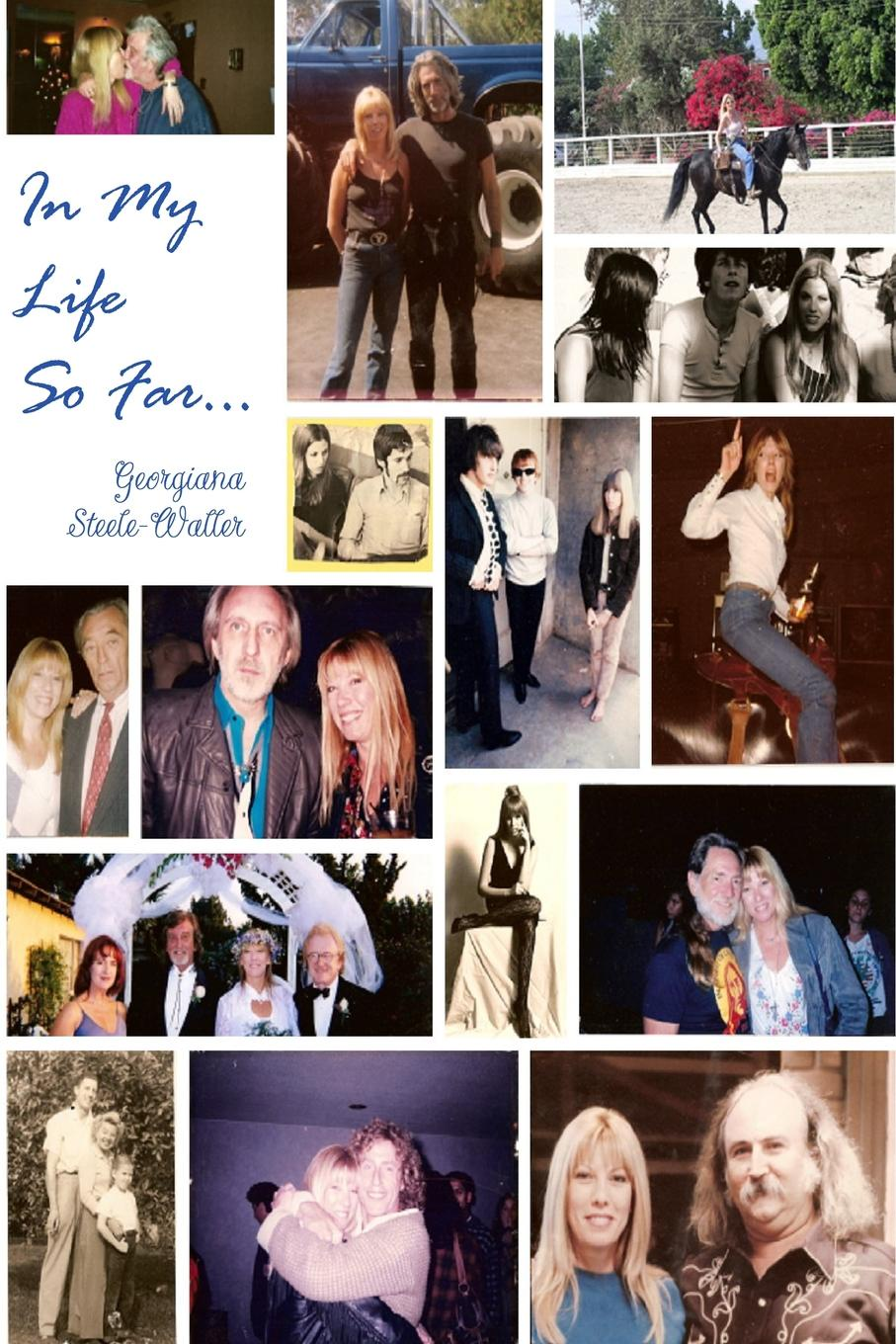 Georgiana Steele-Waller In My Life, So Far... patton dodd my faith so far a story of conversion and confusion