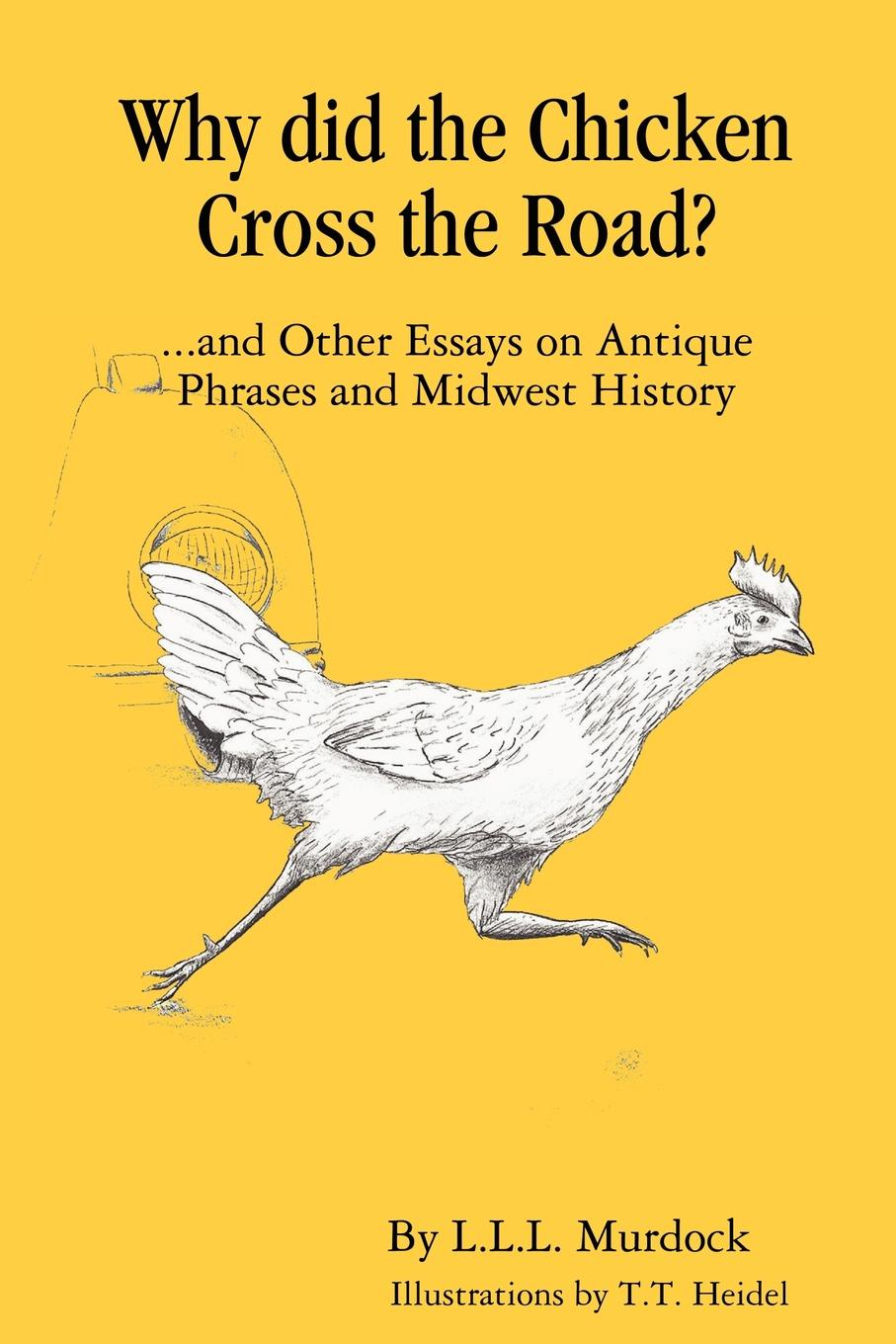 Larry Murdock Why Did the Chicken Cross the Road. history of the silk road