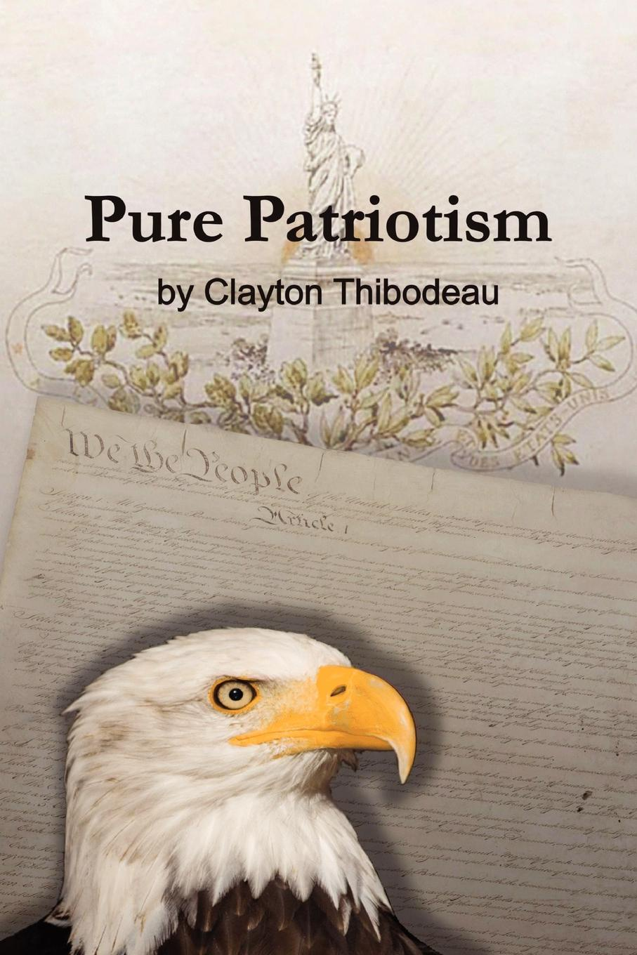 Clayton Thibodeau Pure Patriotism steven c potts what is united about the united states of america the ugly untold truth