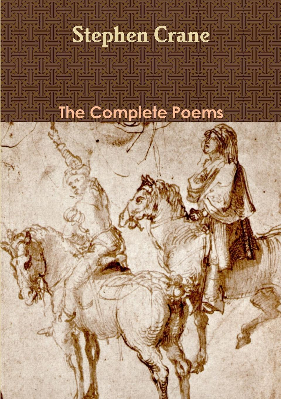 Stephen Crane The Complete Poems stephen crane the complete poems