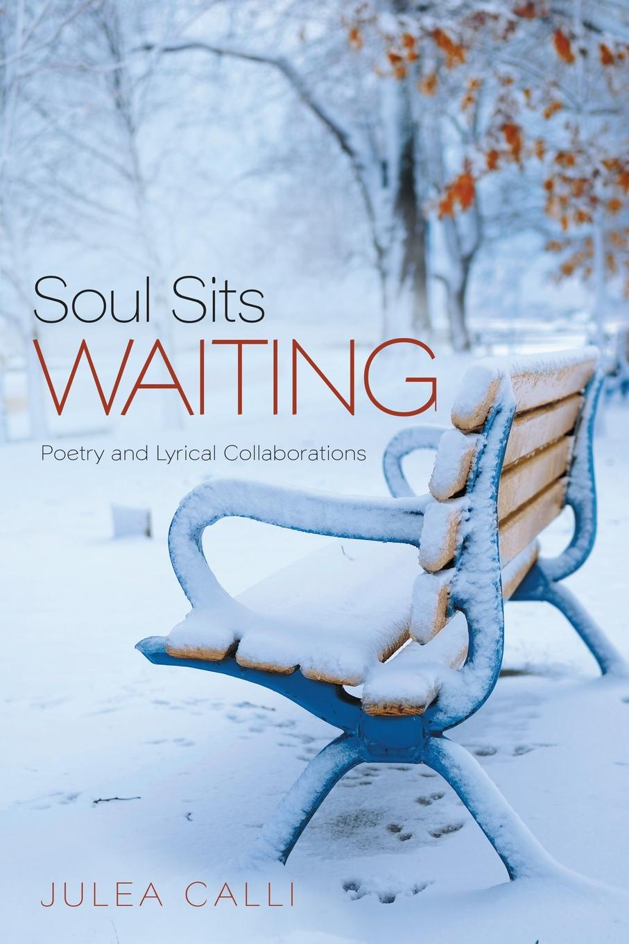 Julea Calli Soul Sits Waiting. Poetry and Lyrical Collaborations sits диван ville