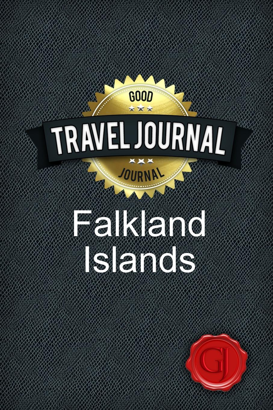 Amazing Journal Travel Journal Falkland Islands
