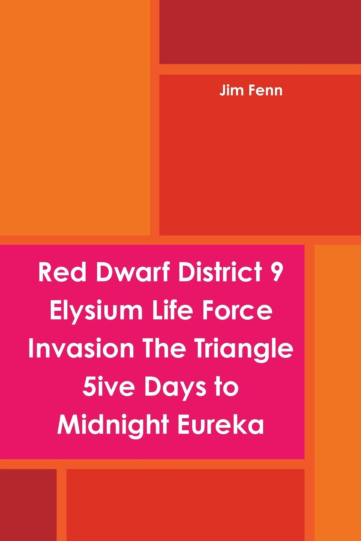 Фото - Jim Fenn Red Dwarf District 9 Elysium Life Force Invasion The Triangle 5ive Days to Midnight Eureka caged back triangle bikini set