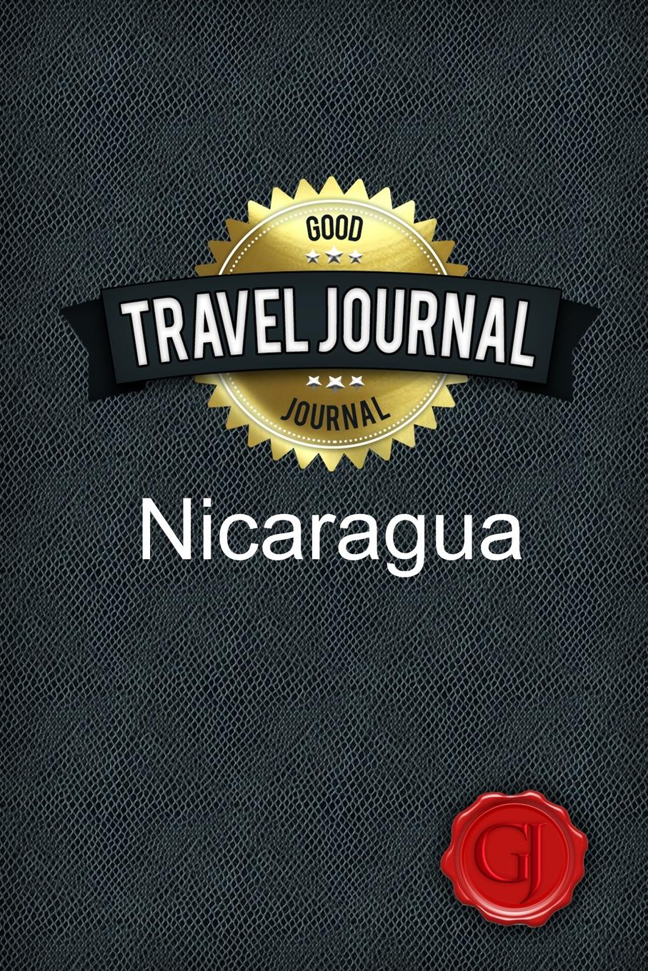 Good Journal Travel Journal Nicaragua