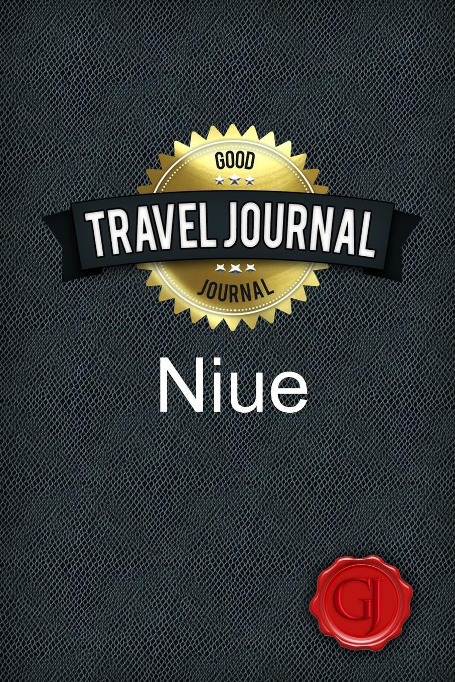 Good Journal Travel Journal Niue
