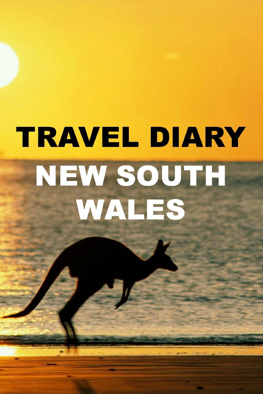 May Burke Travel Diary New South Wales