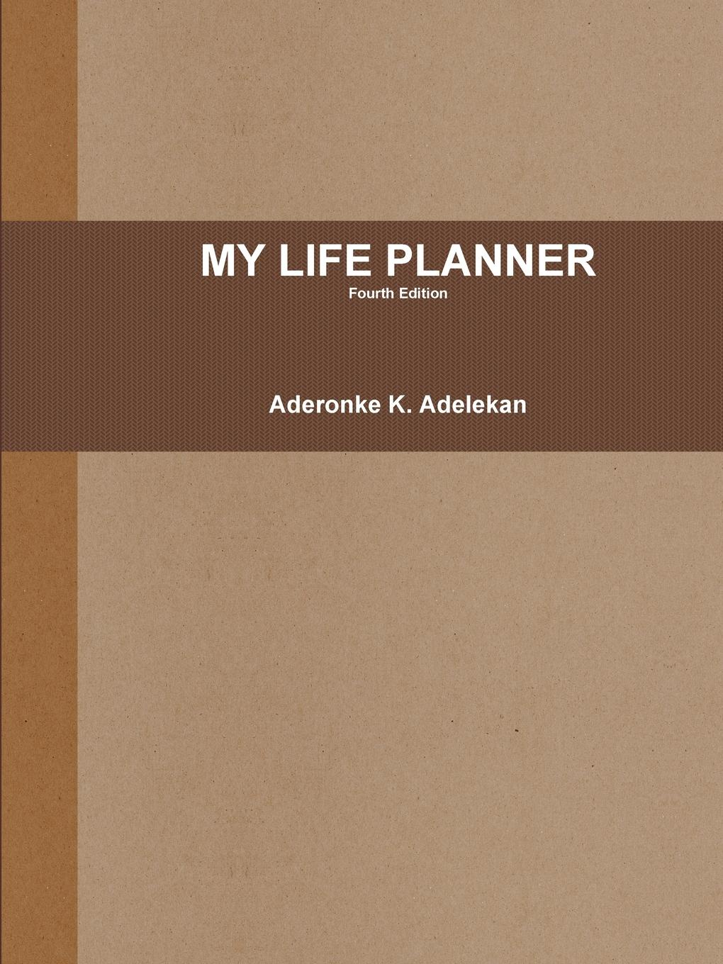 Aderonke Adelekan My Life Planner kaylee berry lifestyle blog planner journal lifestyle blogging content planner never run out of things to blog about again