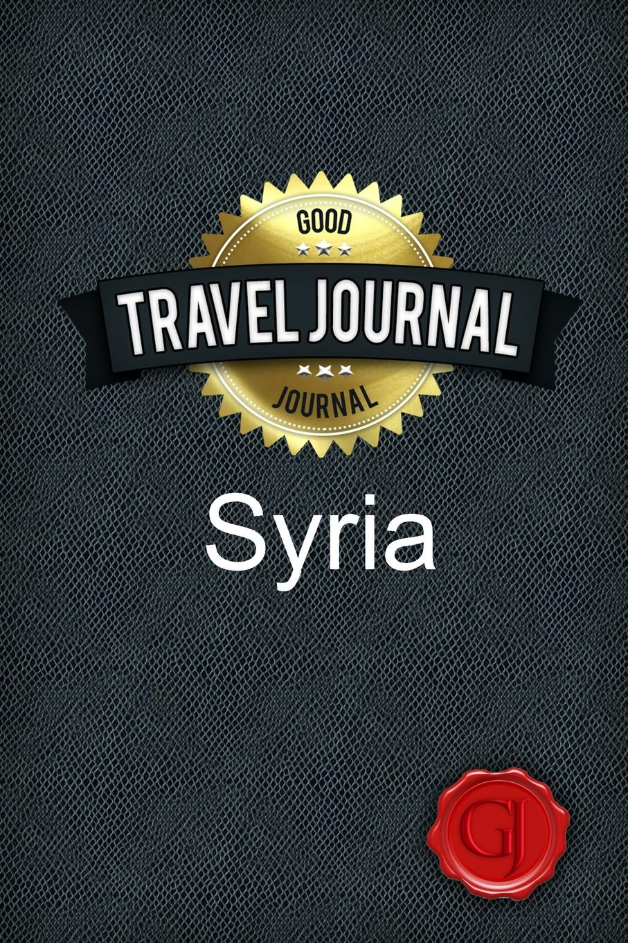 Good Journal Travel Journal Syria
