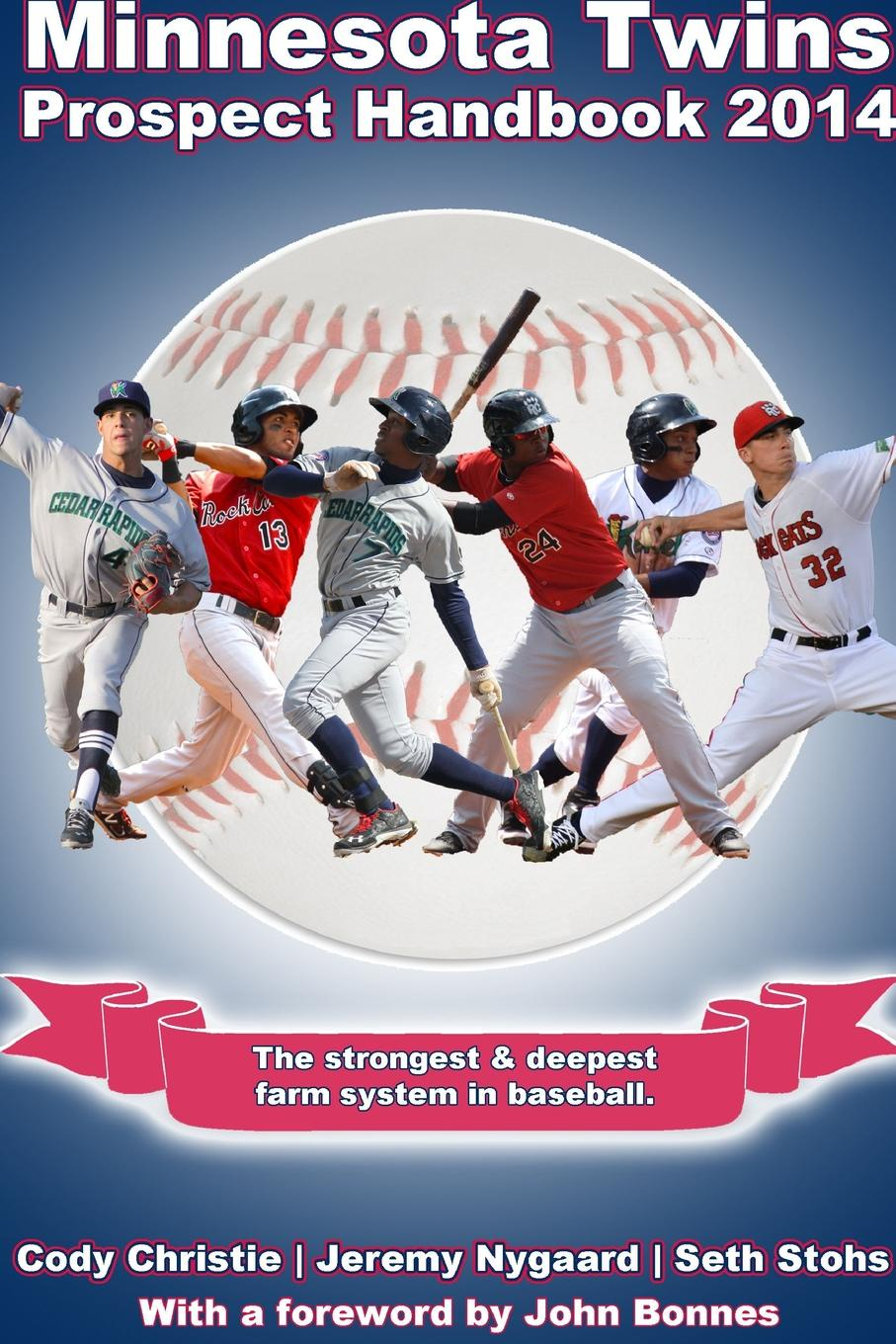 Seth Stohs Minnesota Twins Prospect Handbook 2014 baby bump twins and triplets edition the