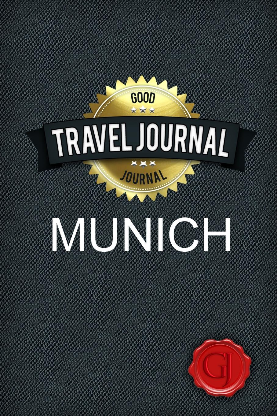 Good Journal Travel Journal Munich