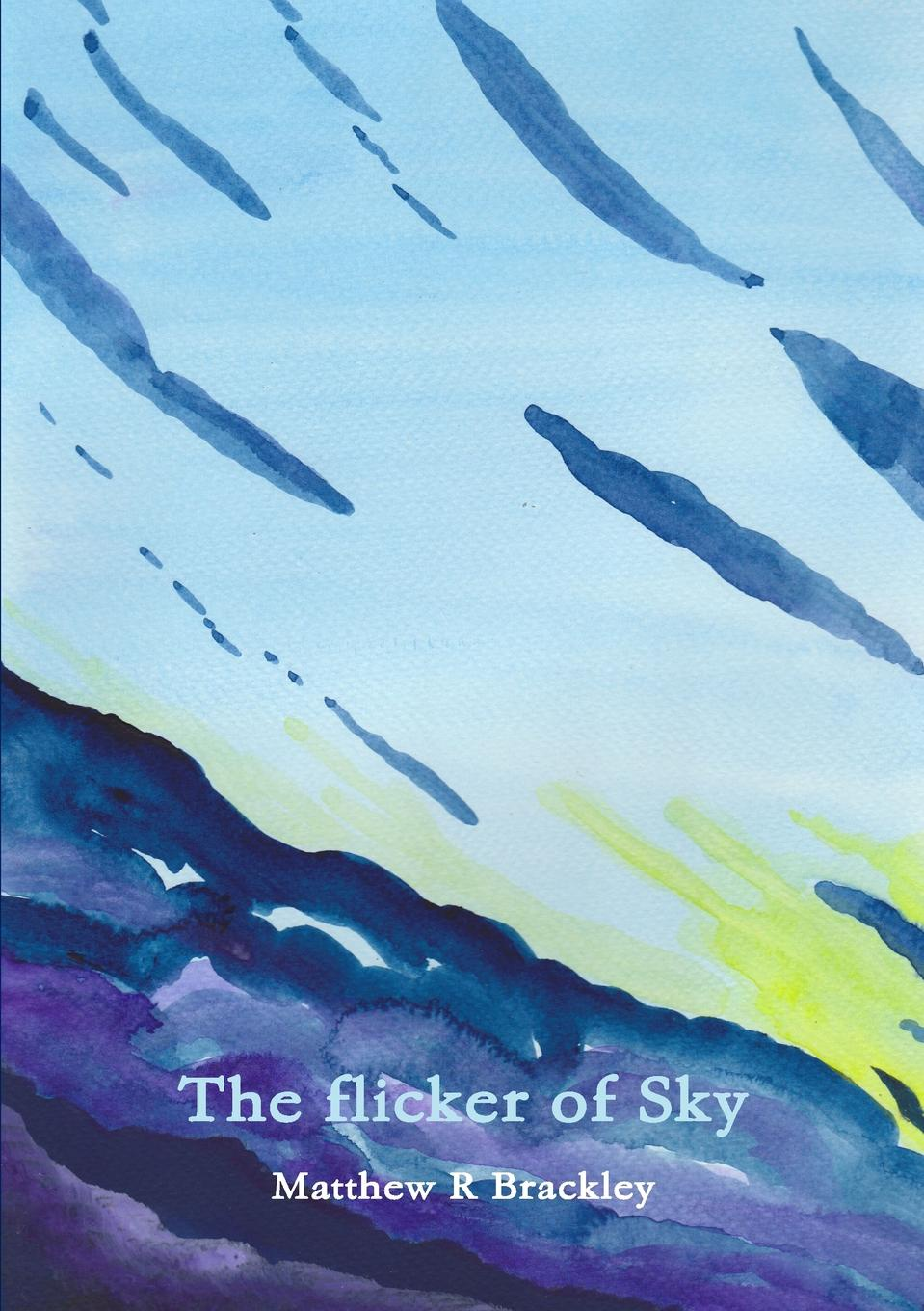 Matthew R Brackley The flicker of Sky matthew r brackley shadowfire