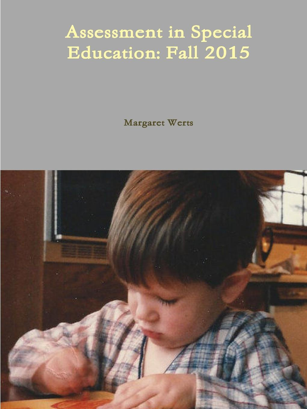 Margaret Werts Assessment in Special Education. Fall 2015 should standardized reading tests be untimed