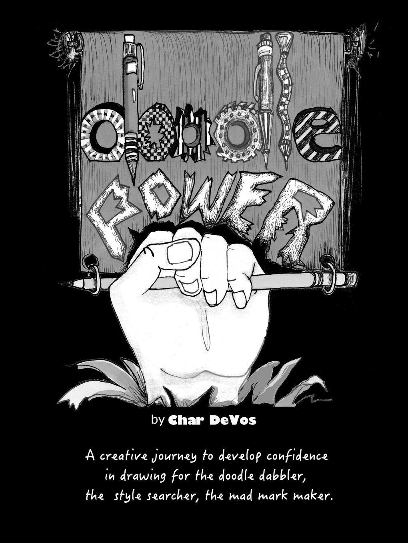 Char DeVos Doodle Power minions the doodle book
