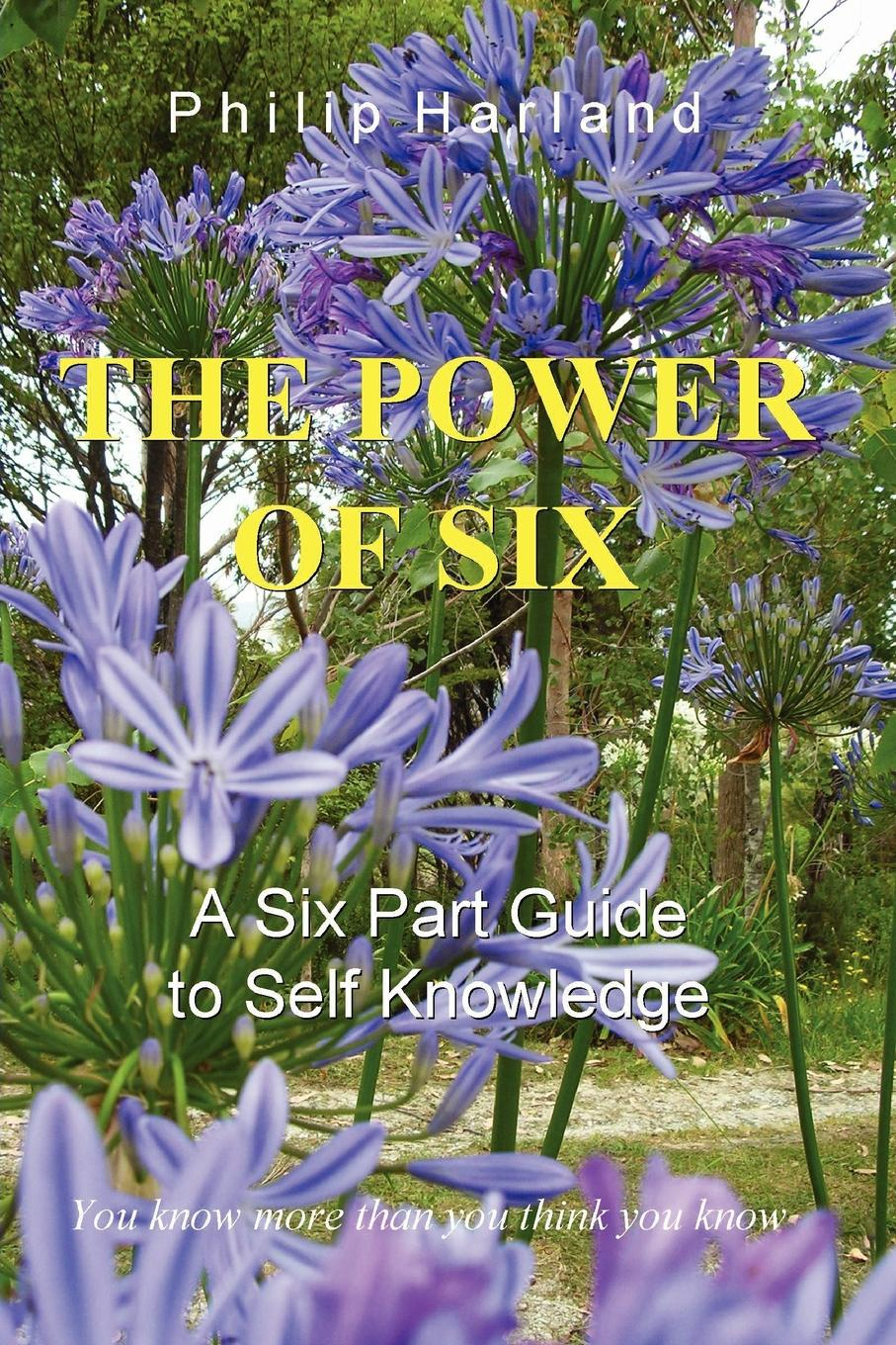 Philip Harland THE POWER OF SIX A Six Part Guide to Self Knowledge athena drewes a the therapeutic powers of play 20 core agents of change