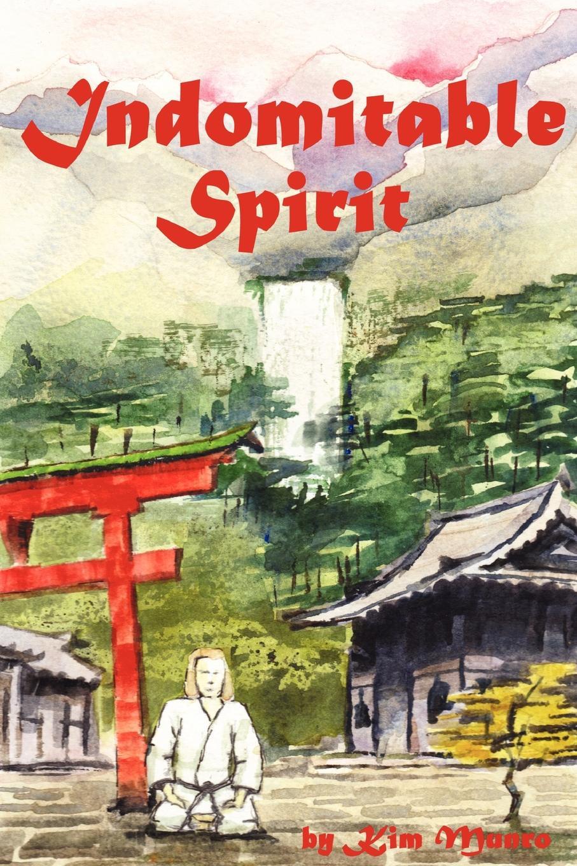 Kim Munro Indomitable Spirit лонгслив printio the spirit of 69
