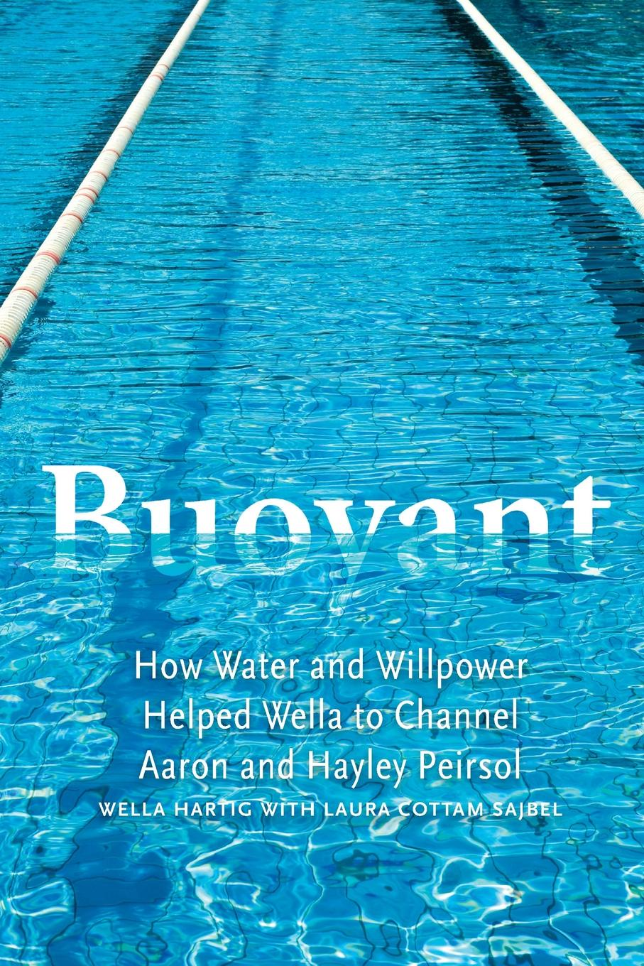 лучшая цена Laura Cottam Sajbel, Wella Hartig Buoyant. How Water and Willpower Helped Wella to Channel Aaron and Hayley Peirsol