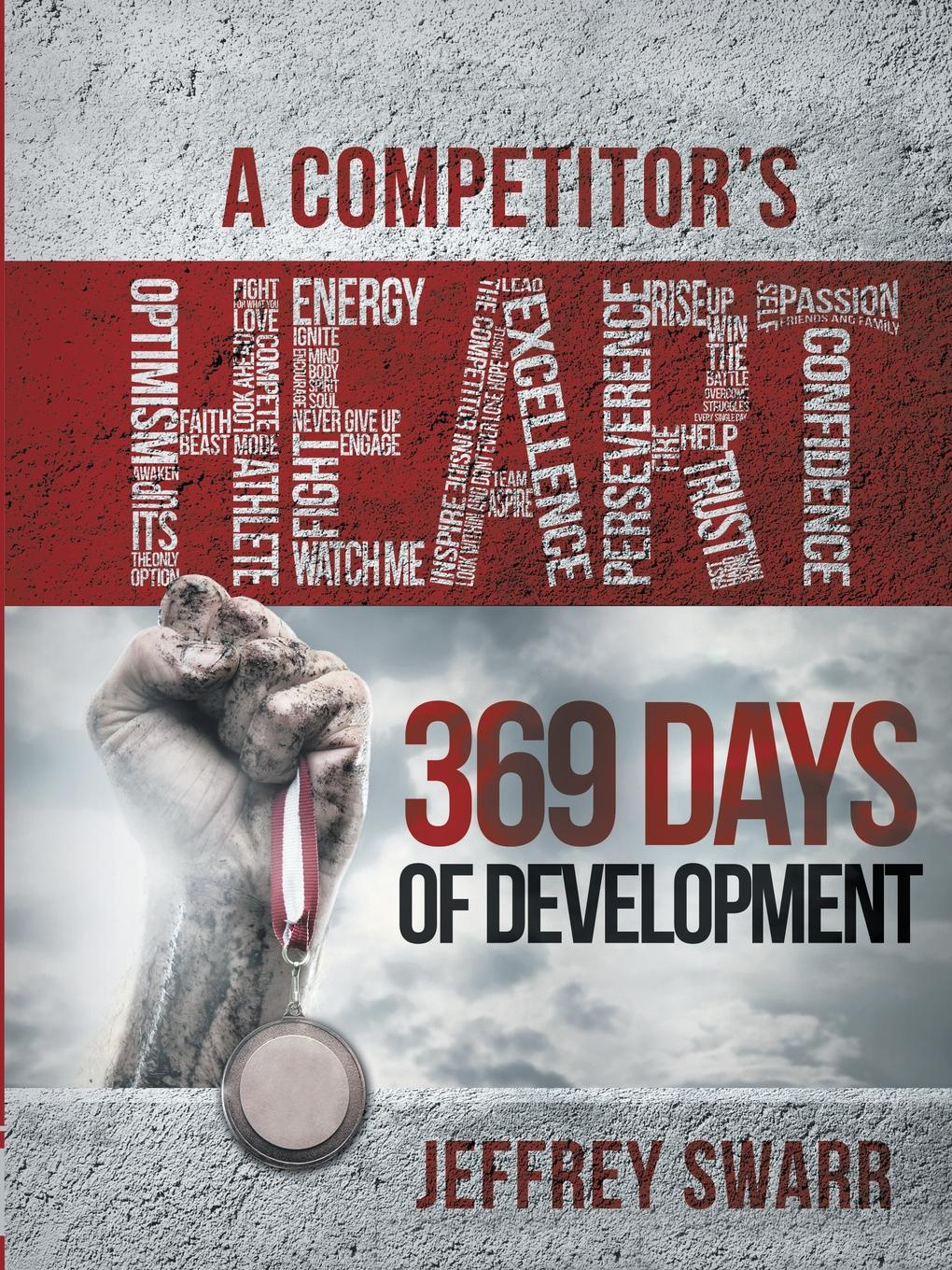 Jeffrey Swarr A Competitor.s Heart. 369 Days of Development valentine s day heart printed wall art decorative tapestry