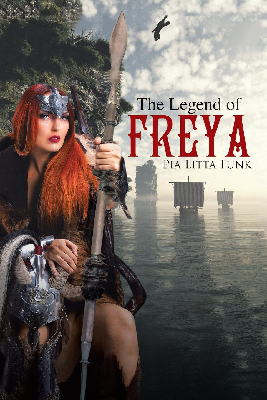 Pia Litta Funk The Legend of Freya mary ellen lee danny and life on bluff point lost in the dark