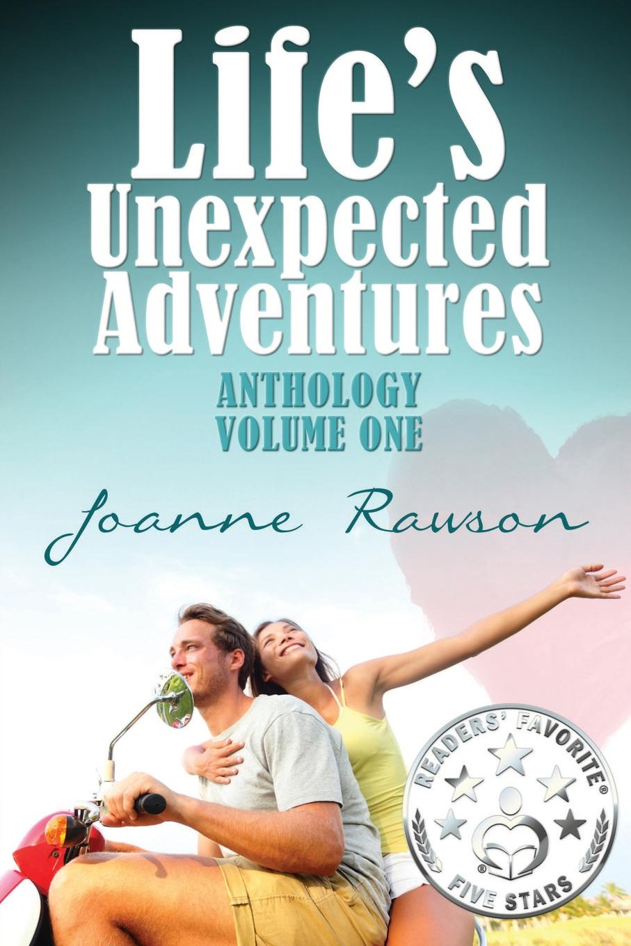 Joanne Rawson Life.s Unexpected Adventures laura rich the accidental zillionaire demystifying paul allen