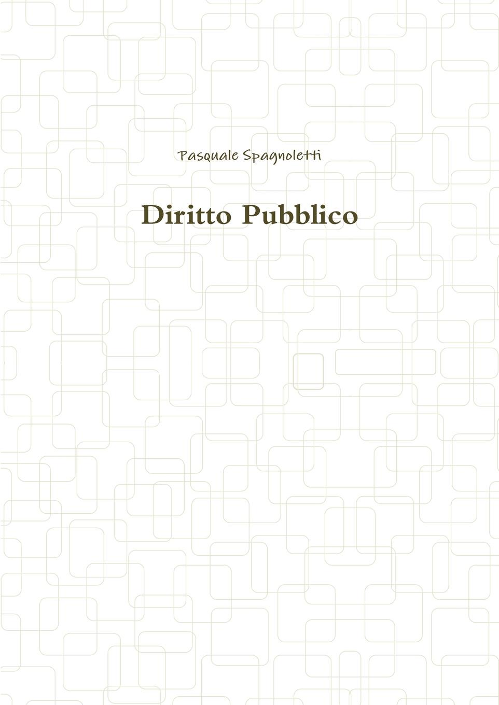 Pasquale Spagnoletti Diritto Pubblico pietro stancovich dello anfiteatro di pola