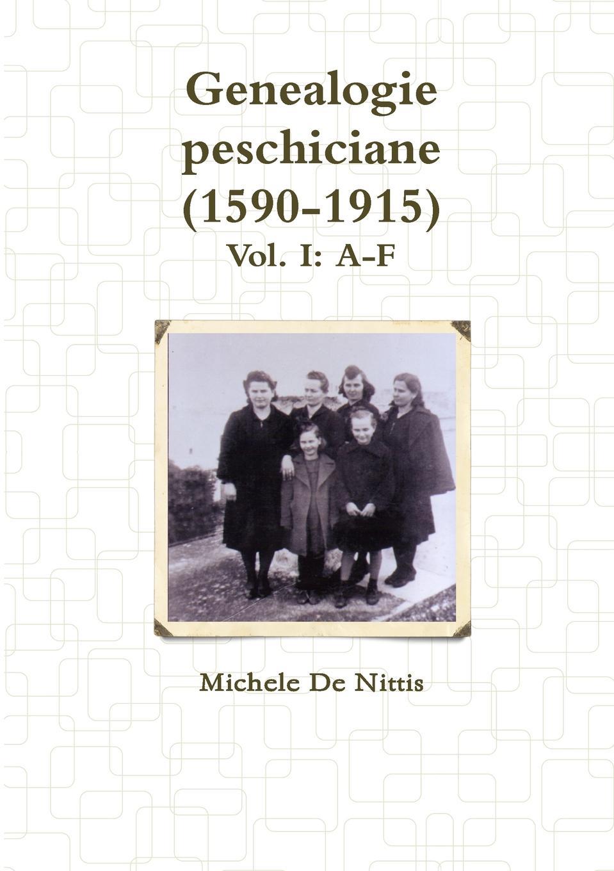 Michele De Nittis Genealogie peschiciane (1590-1915). Vol. I. A-F solano marco utilizzo di reti neurali per la ricostruzione dei parametri di volo