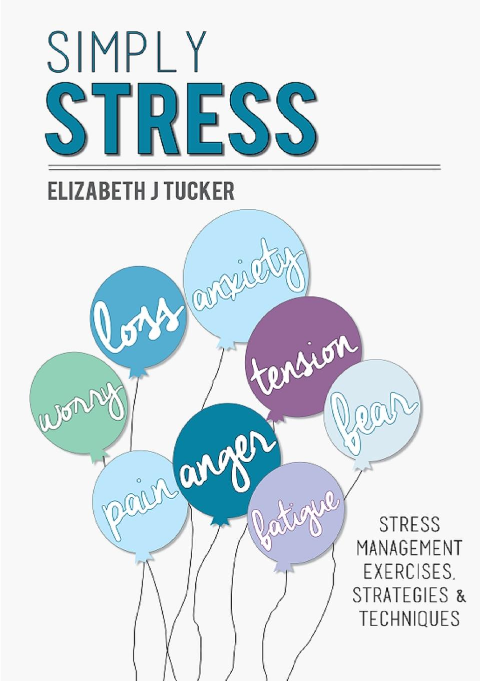 Elizabeth J. Tucker Simply Stress fashion gyro stress reliever pressure reducing toy for office worker