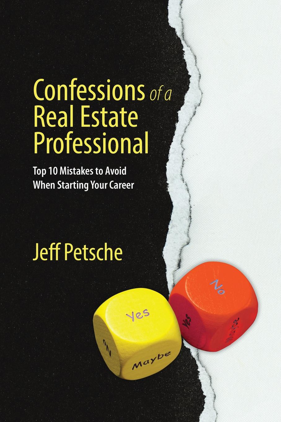 Фото - Jeff Petsche Confessions of a Real Estate Professional. Top 10 Mistakes to Avoid When Starting Your Career agent based snort in distributed environment