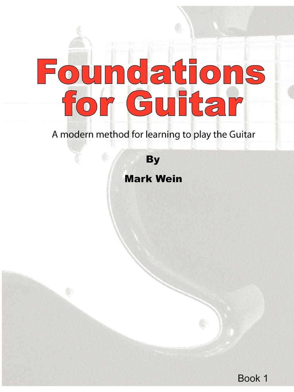 Mark Wein Foundations for Guitar Book 1 guitar accessories 1 pcs x 25 5electric guitar fretboard electric guitar rose wood fretboard parts 00 025 inlay
