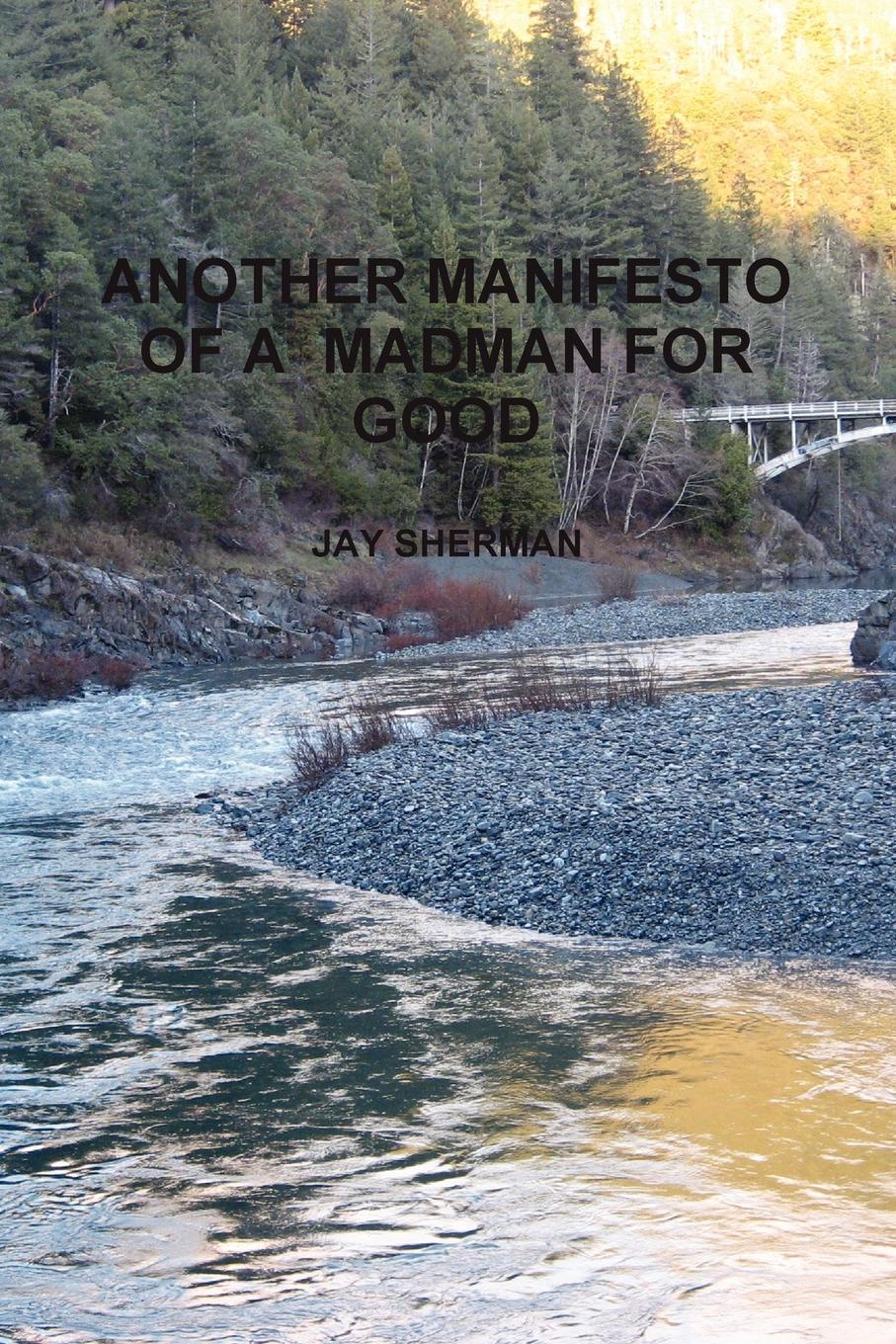 JAY SHERMAN ANOTHER MANIFESTO OF A MADMAN FOR GOOD then we come to the end