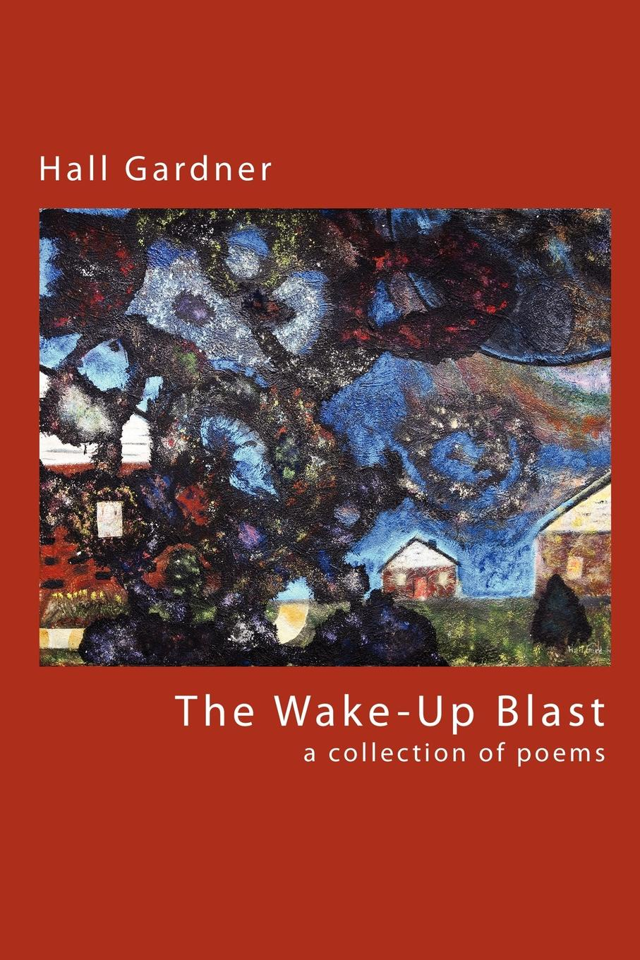 Hall Gardner The Wake-Up Blast сумка melissa melissa me485bwdqbl0